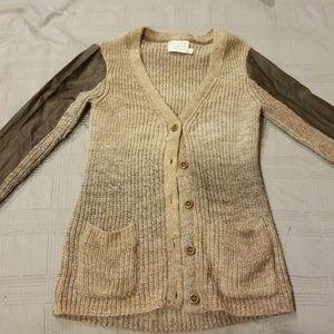 Michael stars knit sweater